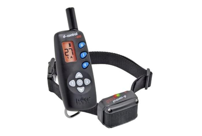 Collier Dressage Dog Trace D Control 600