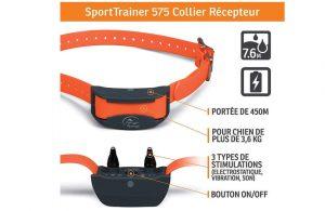 Collier Dressage Sportdog 500